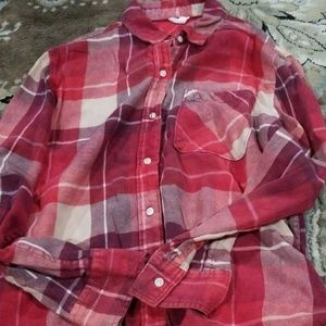 Aero plaid shirt